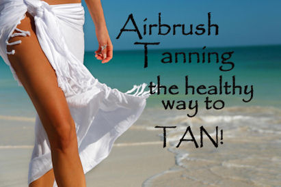 Sun Buni Brown Custom Airbrush Tans updated their info in the about section.