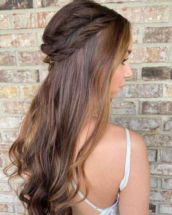 Photos from Hair By Makenzie P's post