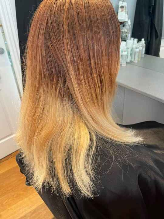 Photos from Rebecca Jones Hairdressing's post